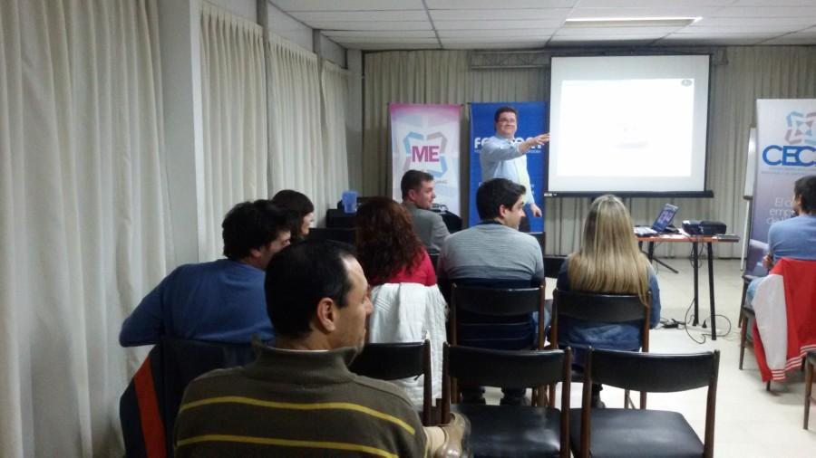 Presentación de IProCom en CECIS Rio Cuarto sobre Comercio Electrónico - Hugo Lanteri