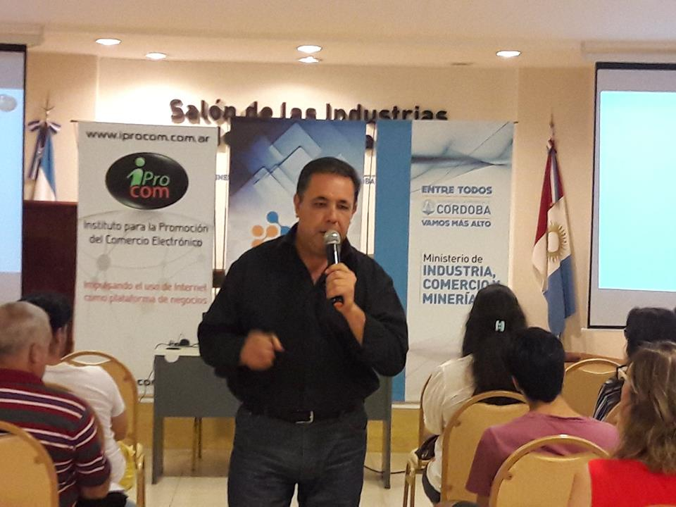 Lic. Marcelo Moreno - Presidente  IPRoCom