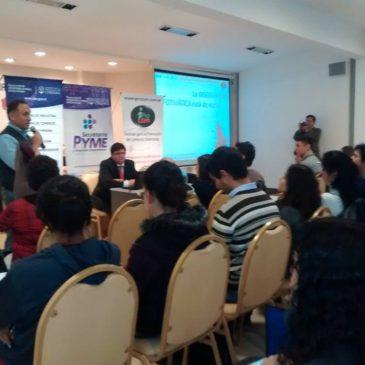 Presentación sobre Comercio Electrónico – Secretaria PyME y Desarrollo Emprendedor Gobierno de Córdoba