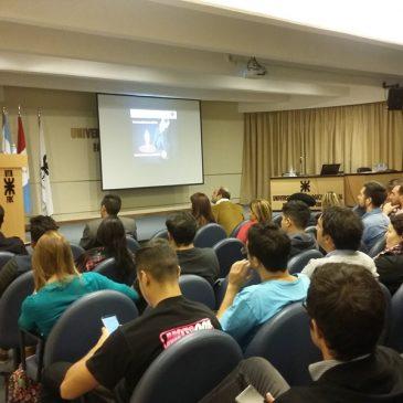 Participamos en la apertura de la 7º Jornada Pymes UTN